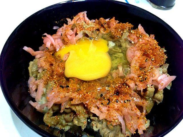朝からいただきます! - 1件のもぐもぐ - 牛丼 by yuuki23