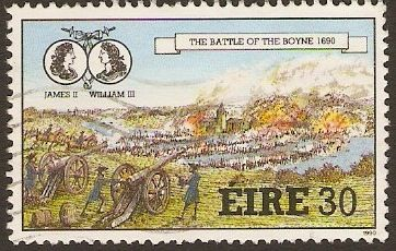 battle of the boyne account book