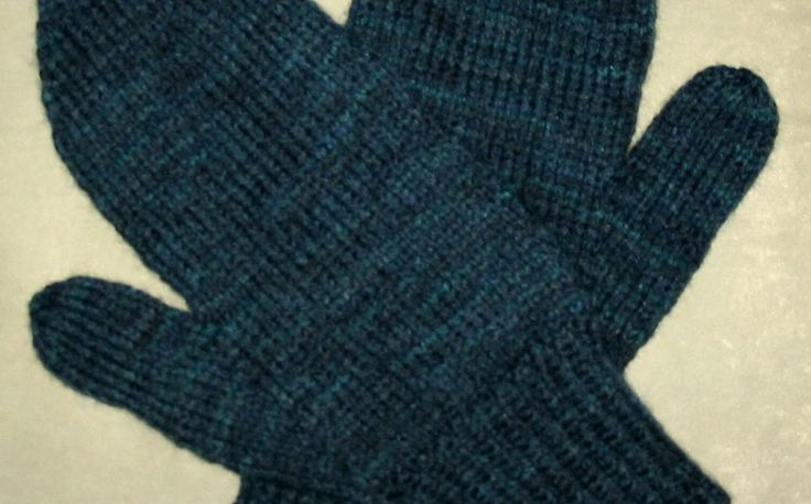 This pattern was born out of necessity. All of the patterns that I could find for men's mittens were lacking in some way. I didn't like the...
