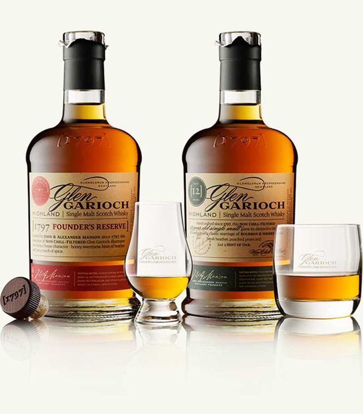 Vintage Whisky - Malt Whisky - Glen Garioch