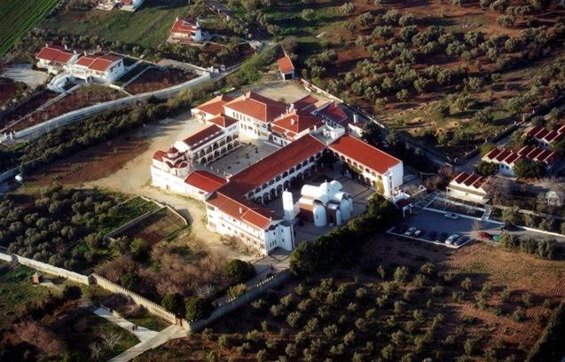 Holy Monastery of Panagia of Evros. Makri.