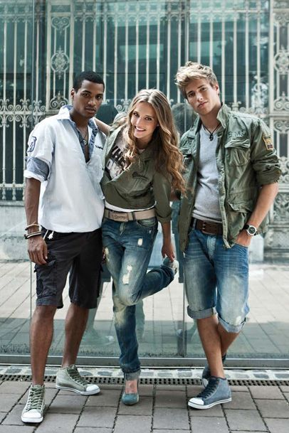 Devergo Jeans 2012 Spring Summer Collection: Designer Denim Jeans Fashion: Season Lookbooks, Runways, Ad Campaigns and Linesheets