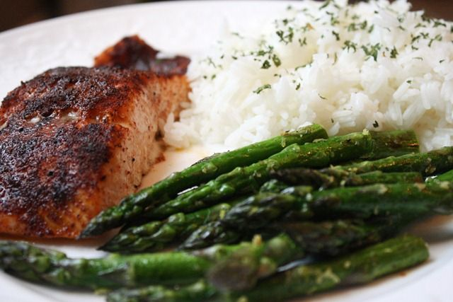 Maple glazed salmon | Entertaining | Pinterest