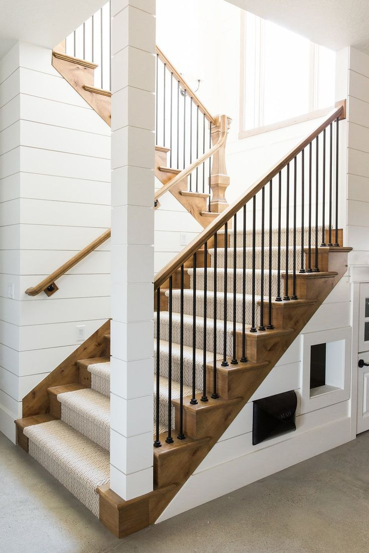 Midway New Build Basement   Stairs design, Basement house ...