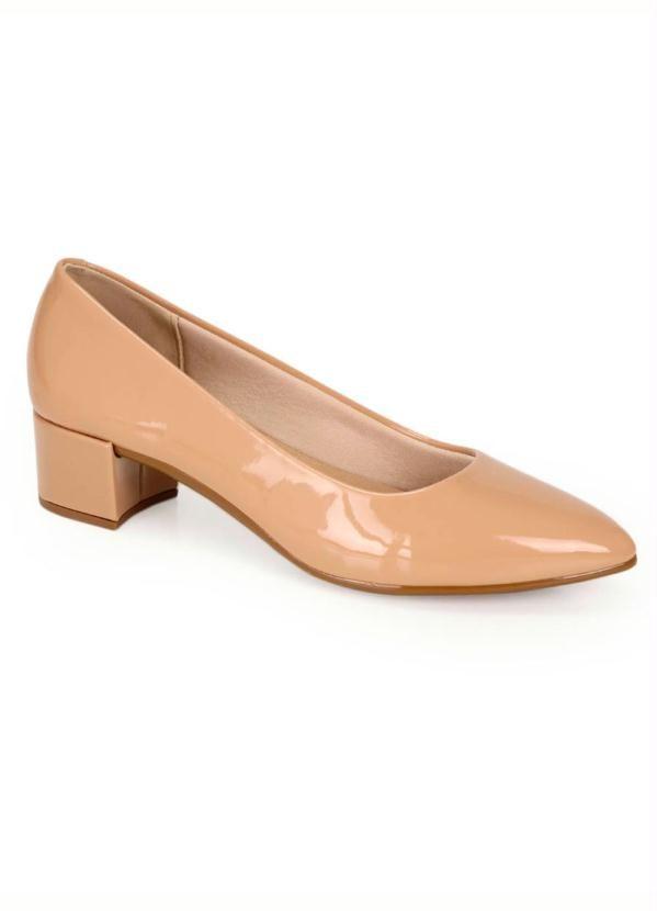 Scarpin Shoe Riverside Nude Nua   – Products