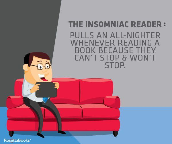 Are you an insomniac reader?