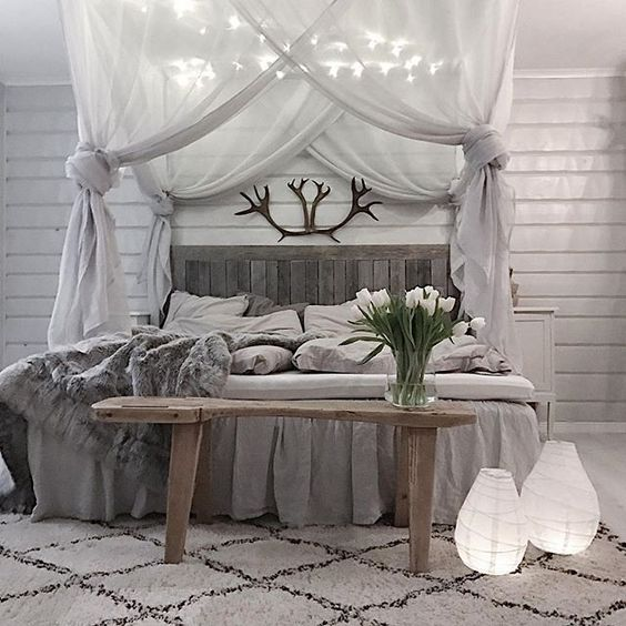 Cottage Bedroom Curtain Ideas: 25+ Best Ideas About Hanging Curtains On Pinterest