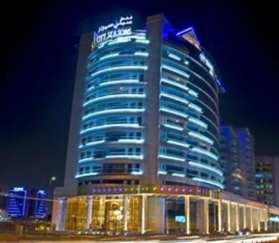 City Seasons Hotel, Dubai, UAE (Crescentrated 5)