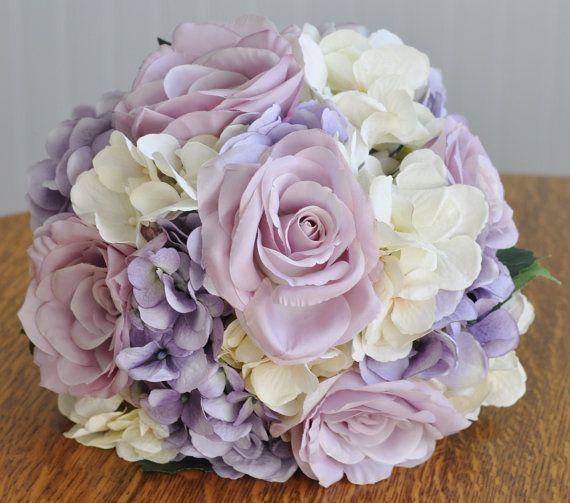 Best 25 Purple Hydrangea Bouquet Ideas On Pinterest