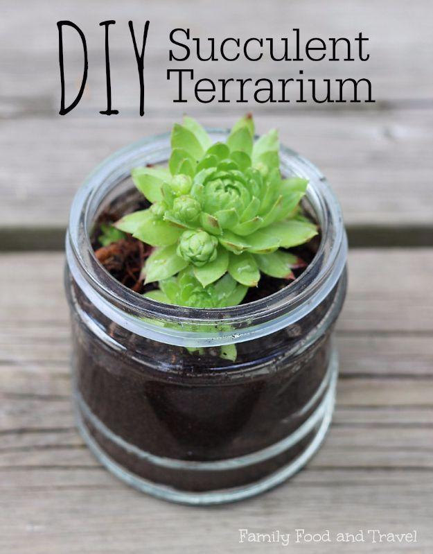 36 Impressive DIY Terrarium Ideas Diy Pinterest Diy terrarium