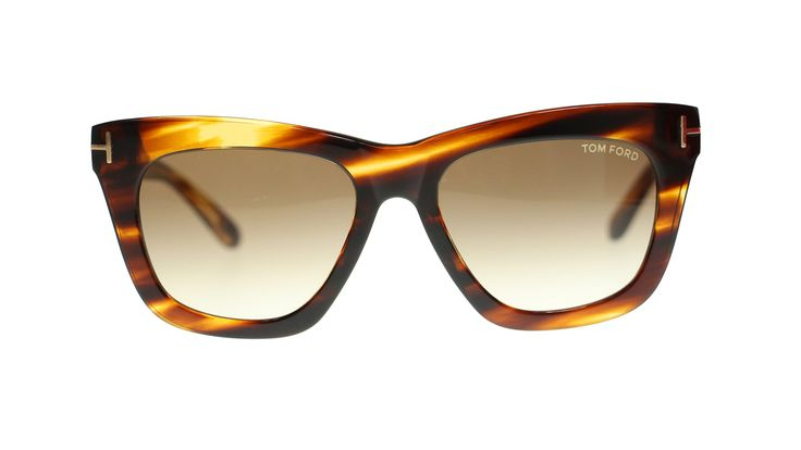 Tom Ford FT0361 50F Dark Brown Geometric Womens Sunglasses Italy 55mm Authentic. BRAND NEW TOM FORD SUNGLASSES.
