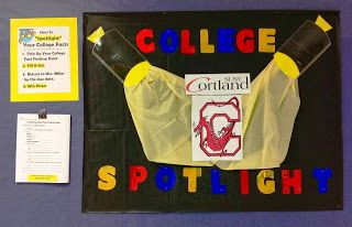 The Middle School Counselor: College Spotlight updated for 2013-2014