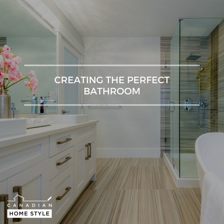 Have you picked out a theme for your bathroom yet? Discover how you can create a cohesive look, no matter what your style: http://bit.ly/2slBLTu