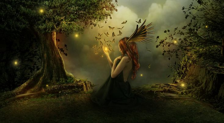 What Type Of Fairy Are You? | PlayBuzz