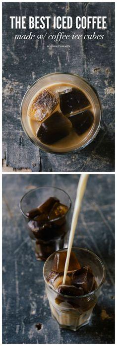 how to make coffee shake at home
