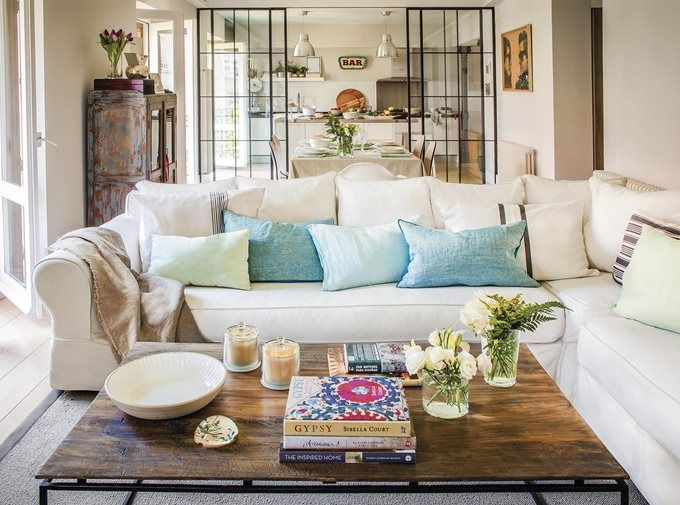Mejores 20 im genes de pisos peque os en pinterest piso for Muebles piso pequeno
