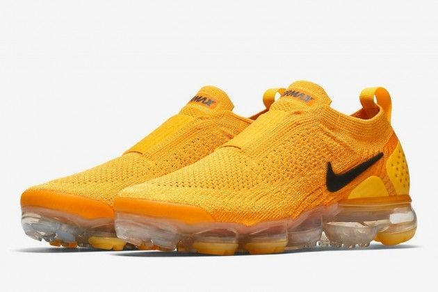 Nike VaporMax MOC 2 | Sneakers, Yellow