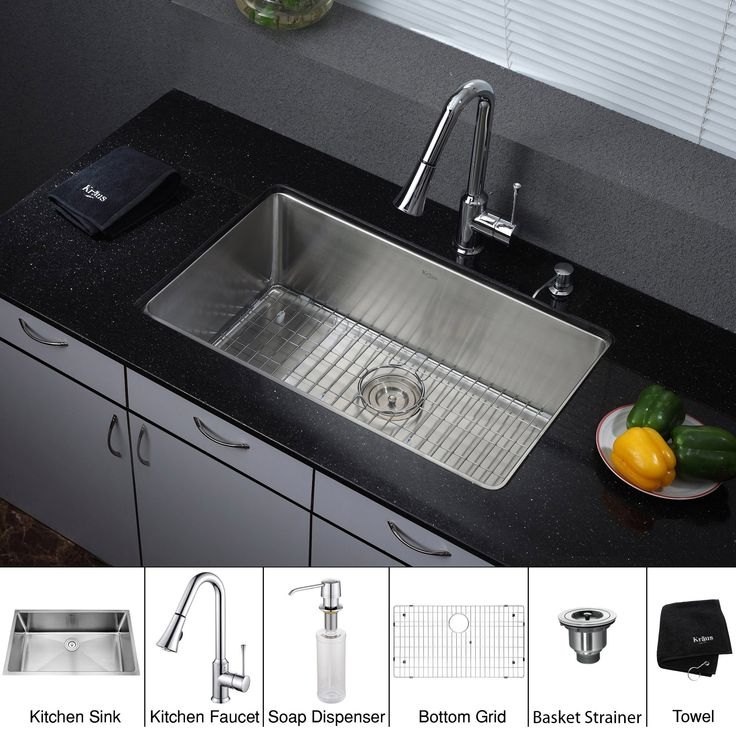 32 Undermount Stainless Steel Sink - Diy Projects