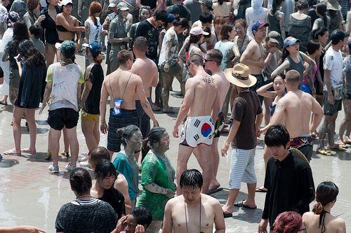 Boryeong Mud Festival 56