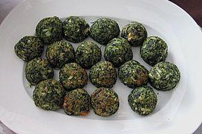 Spinatbällchen (Rezept mit Bild) von brilla | Chefkoch.de