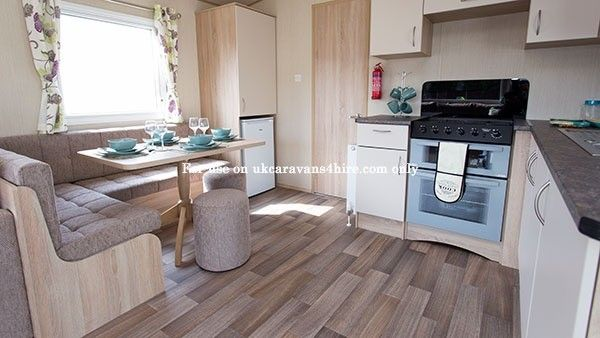 **WALKING DISTANCE TO THE BEACH** *3 Bathrooms *8 Berth *Travel cot *WIFI (at extra charge) Private caravan for hire on Cayton Bay Caravan Park, Scarborough.  Cayton Bay Holiday Park is a great resort including Waterworld and entertainment centre. It is walking distance to the beach, close to resorts such as #Scarborough, #Filey and #Bridlington and other great attractions such as #FlamingoLand and #Flamborough Head. There is something to offer everyone.