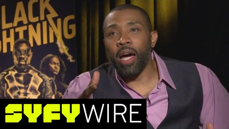 """What superhero article that """"Black Lightning"""" star Cress Williams that he actually loves Battlestar Galactica and The Expanse. Worth to watch and read. 😀👍  http://www.syfy.com/syfywire/watch-cress-williams-on-his-fan-love-for-bsg-and-the-expanse"""