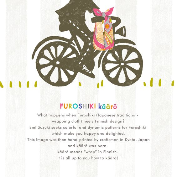 furoshiki concept in english