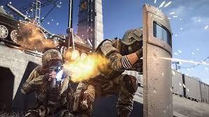 Shooter game Battlefield 4