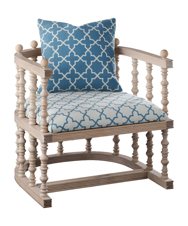 Dunes And Duchess Lake House Chair