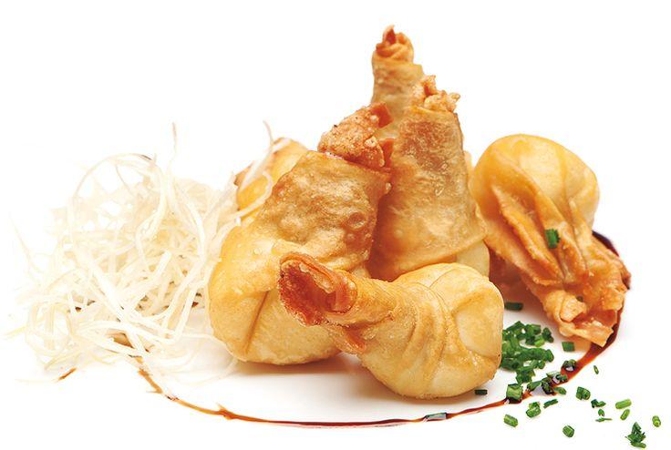Despues del éxito de los saquitos de queso, incluimos dos nuevas variedades, Caishu y Thai. No te puedes perder estos aperitivos.