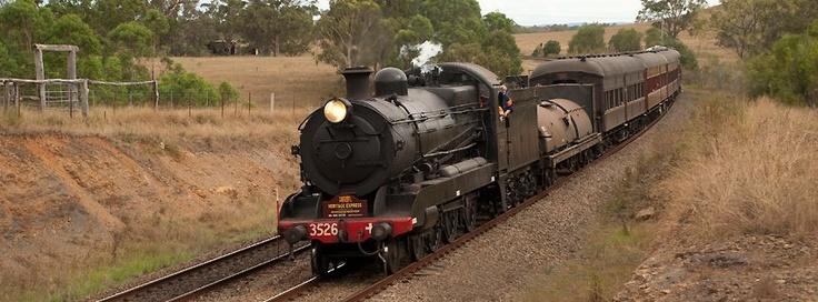 Locomotive 3526