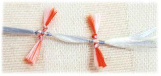 How to make fly fringe.