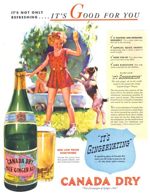 Canada Dry - 19370628 Life