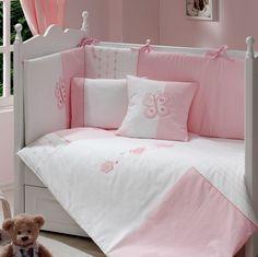 Bak Bu Harika: Şık Bebek Odaları İçin Bebek Uyku Setleri