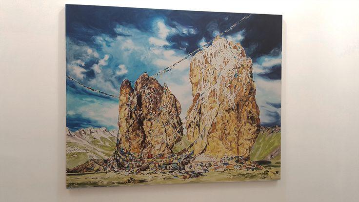 """""""Constante"""",Irene Sánchez Moreno en """"El mapa y el territorio"""" #Exposición #CámaraOscura #Madrid #Arte #ArteContemporáneo #ContemporaryArt #Arterecord 2017 https://twitter.com/arterecord"""
