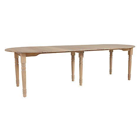 Buy Neptune Sheldrake 2-10 Seater Round Extending Dining Table Online at johnlewis.com