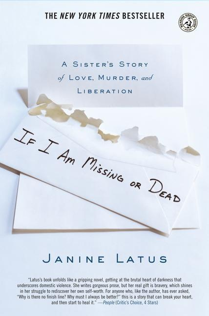 If I Am Missing or DeadWorth Reading, Murder, Book Worth, Sisters Stories, Liberal, Favorite Book, Dead, Janine Latus, I Am