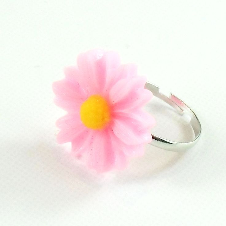 Anello Margherita Rosa only by Daffodil BIjoux