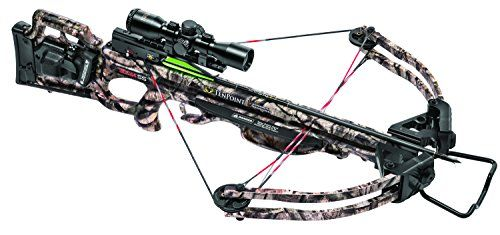 TenPoint Titan SS Crossbow Package with 3X Pro View Scope/50 ACU Draw/Pro Elite Carbon Arrows & Quiver, 175 lb/Medium