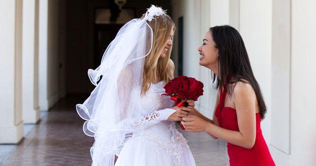 Minha melhor amiga vai se casar. E eu?