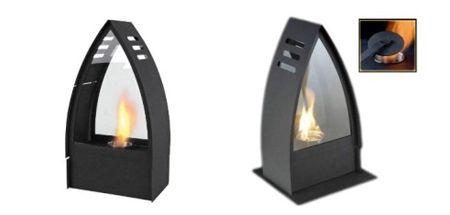 DeinDeal - Ab CHF 39.– für einen Bioethanol-Tischkamin – Bring gemütliche Wärme in dein Zuhause! Bioethanol-Laterne ebenfalls erhältlich
