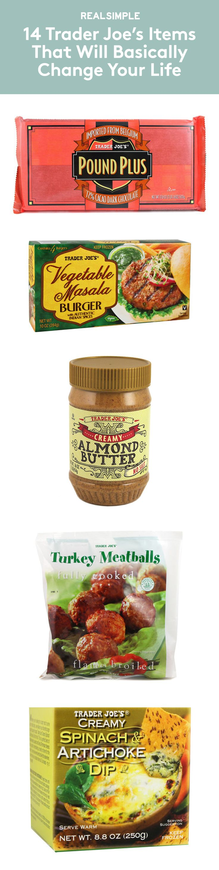 14 Trader Joe's Items That Will Basically Change Your Life, according to Real…