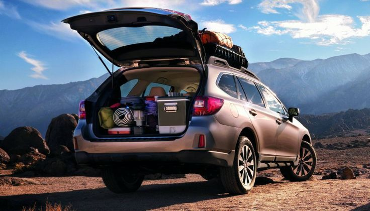 2015 Subaru Outback Is All-New with Better MPG and Refinement - Turbo XT or Non-CVT Both Missing