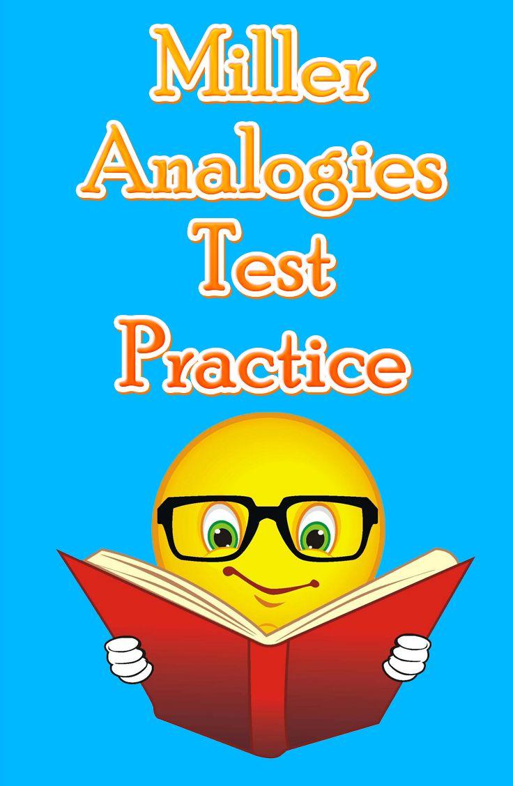 9 best Miller Analogies Test (MAT) Exam images on Pinterest | Gym ...