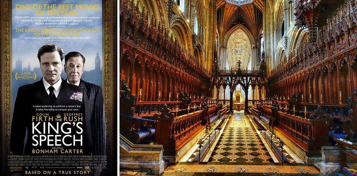"""TRAVEL """"Jak zostać królem"""", Katedra w Ely, Anglia."""