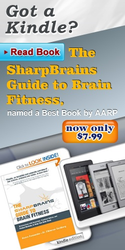 The SharpBrains Guide @ amazon.com