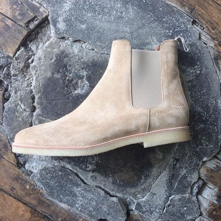 The Best Men's Shoes And Footwear : Common Projects Chelsea Boots -Read More – - #Men'sshoes