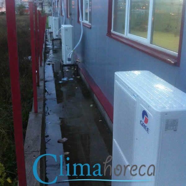 Poze Aer Conditionat 48000 BTU GREE INVERTER DUCT TRIFAZAT restaurant club cafenea destinat HoReCa
