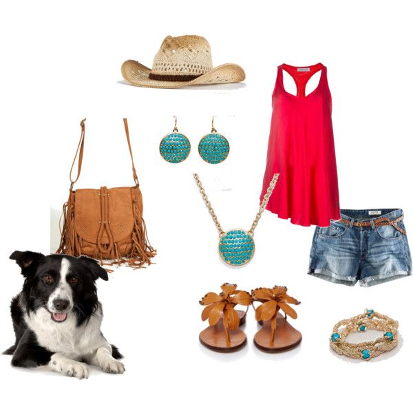 Such a cute summer look...incentive to  keep my goal in mind!