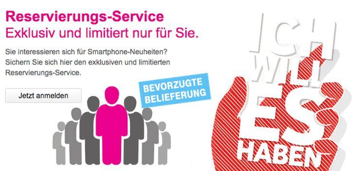 iPhone 6 bestellen: neues iPhone bei Telekom, O2, Vodafone reservieren - https://apfeleimer.de/2014/08/iphone-6-bestellen-neues-iphone-bei-telekom-o2-vodafone-reservieren - Reservierungsservice iPhone 6 bei Vodafone, Telekom und O2 gestartet. Lange dauert es nicht mehr bis das neue Apple iPhone 6 in Deutschland verfügbar sein wird. Während sich Telekom, Vodafone und O2 bereits auf den Ansturm vorbereiten und entsprechende Registrierungsseiten zur Reservierung des n...